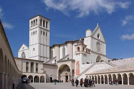File:Assisi San Francesco BW 2.JPG